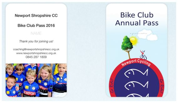 BIKE CLUB ANNUAL PASS