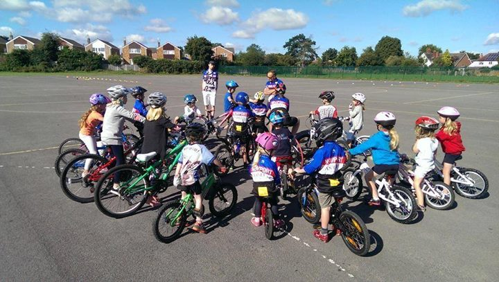 Junior Bike Club