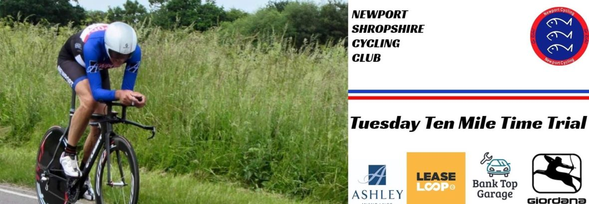 Tuesday Night Time Trial- 3rd of August 2021